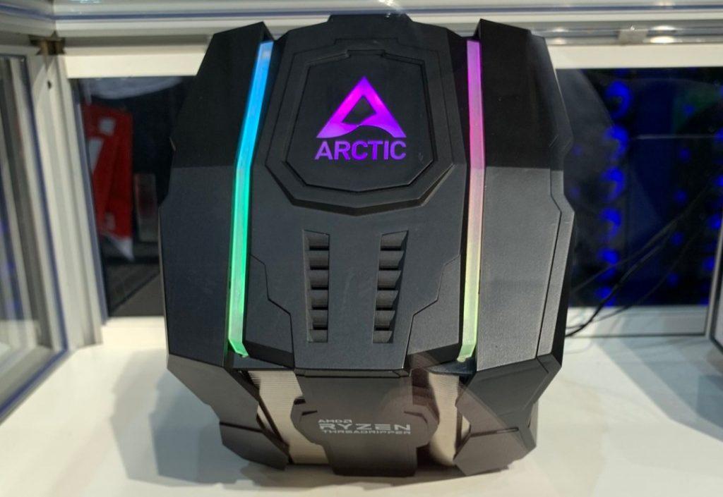 Arctic Freezer 50 TR Featured