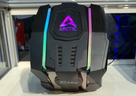 Arctic Freezer 50 TR Featured