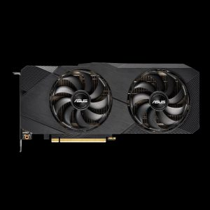ASUS GeForce RTX 2080 Dual EVO Front