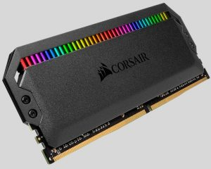Corsair Dominator Platinum RGB Left