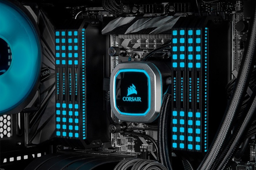 Corsair Dominator Platinum RGB Featured
