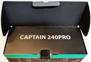 DeepCool Gamer Storm Captain 240 Pro Box Open