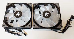 DeepCool Gamer Storm Captain 240 Pro Fans