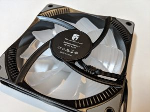 DeepCool Gamer Storm Captain 240 Pro Fan Rear