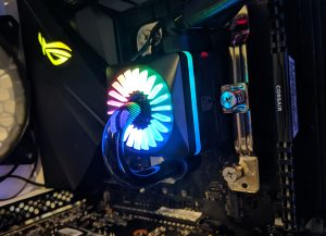 DeepCool Gamer Storm Captain 240 Pro Pump RGB