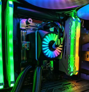 DEEPCOOL Gamer Storm Captain 240 Pro Review - GND-Tech