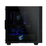 Gigabyte Aorus C300 Glass Case Built