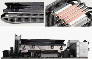 ID-Cooling IS-30 Heat Pipes