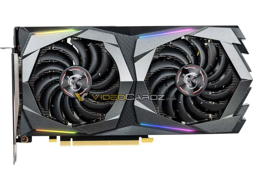 MSI GAMING X GTX 1660 Ti Graphics Card