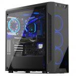 SilentiumPC Armis AR7X TG RGB Front Built