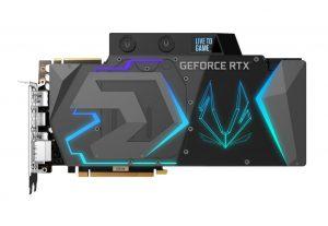 ZOTAC GeForce RTX 2080 Ti ArcticStorm Front