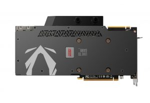 ZOTAC GeForce RTX 2080 Ti ArcticStorm backplate