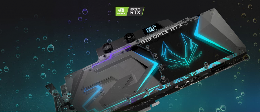ZOTAC GeForce RTX 2080 Ti ArcticStorm Featured