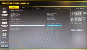 Biostar A10N-8800E Motherboard BIOS 1