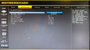 Biostar A10N-8800E Motherboard BIOS 7
