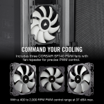 CORSAIR Carbide Series 678C Cooling