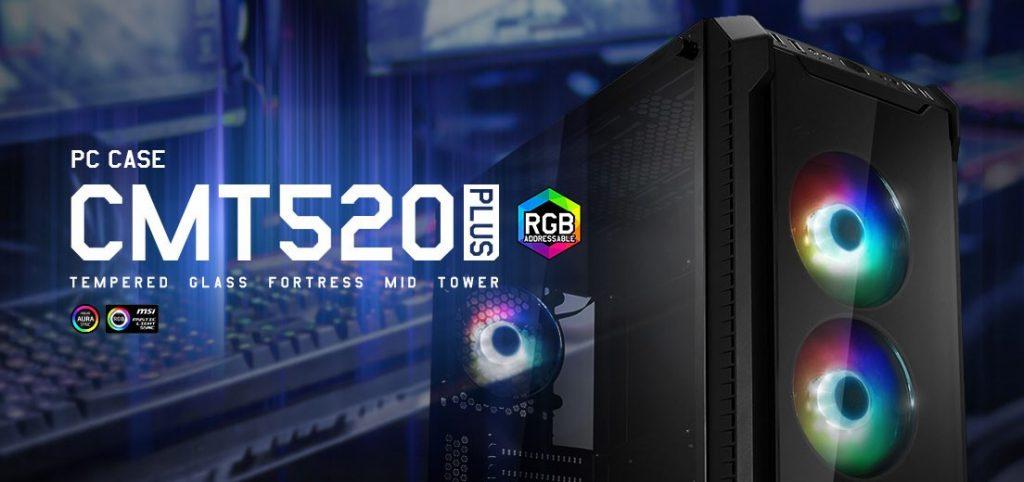 FSP CMT520 Plus Featured