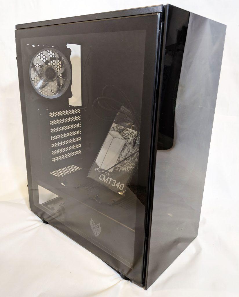 FSP CMT340 Case Front Left