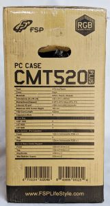 FSP CMT520 Plus PC Case Box Right