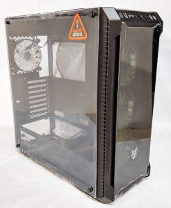 FSP CMT520 Plus PC Case Packaging Film