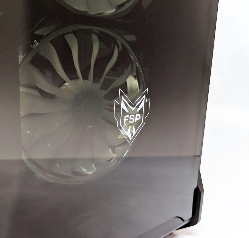 FSP CMT520 Plus PC Case Front Fan
