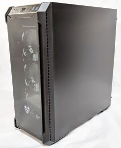 FSP CMT520 Plus PC Case Front Right