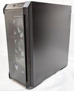 FSP CMT520 Plus PC Case Front Right