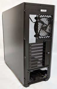 FSP CMT520 Plus PC Case Back Right
