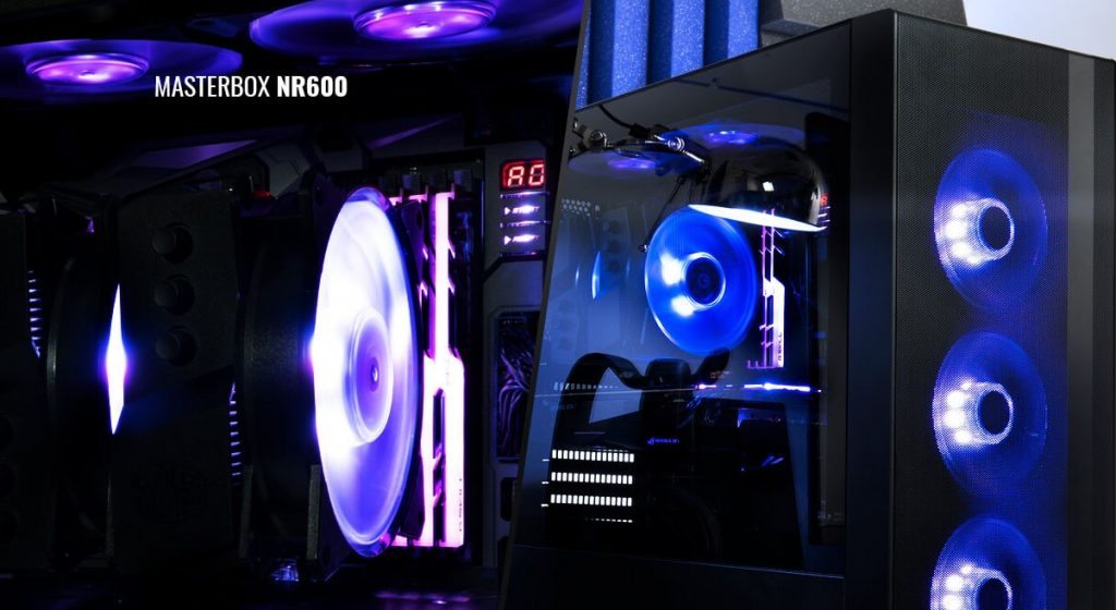 Cooler Master NR600 Case Featured