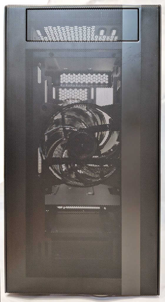Cooler Master MasterBox NR400 Front