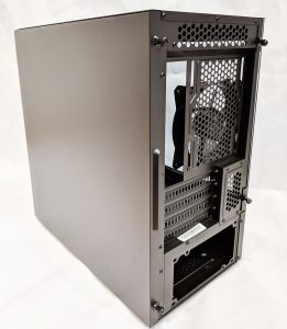 Cooler Master MasterBox NR400 Right Rear