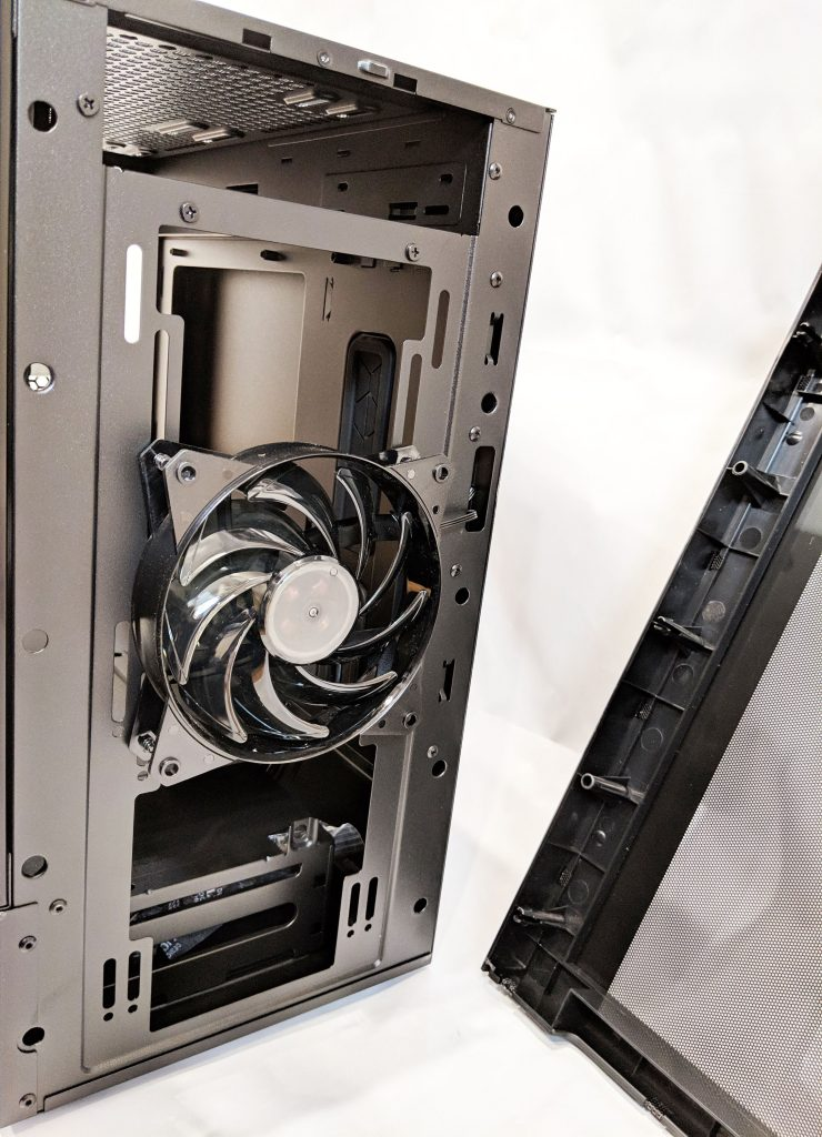 Cooler Master MasterBox NR400 Front Fan Cover