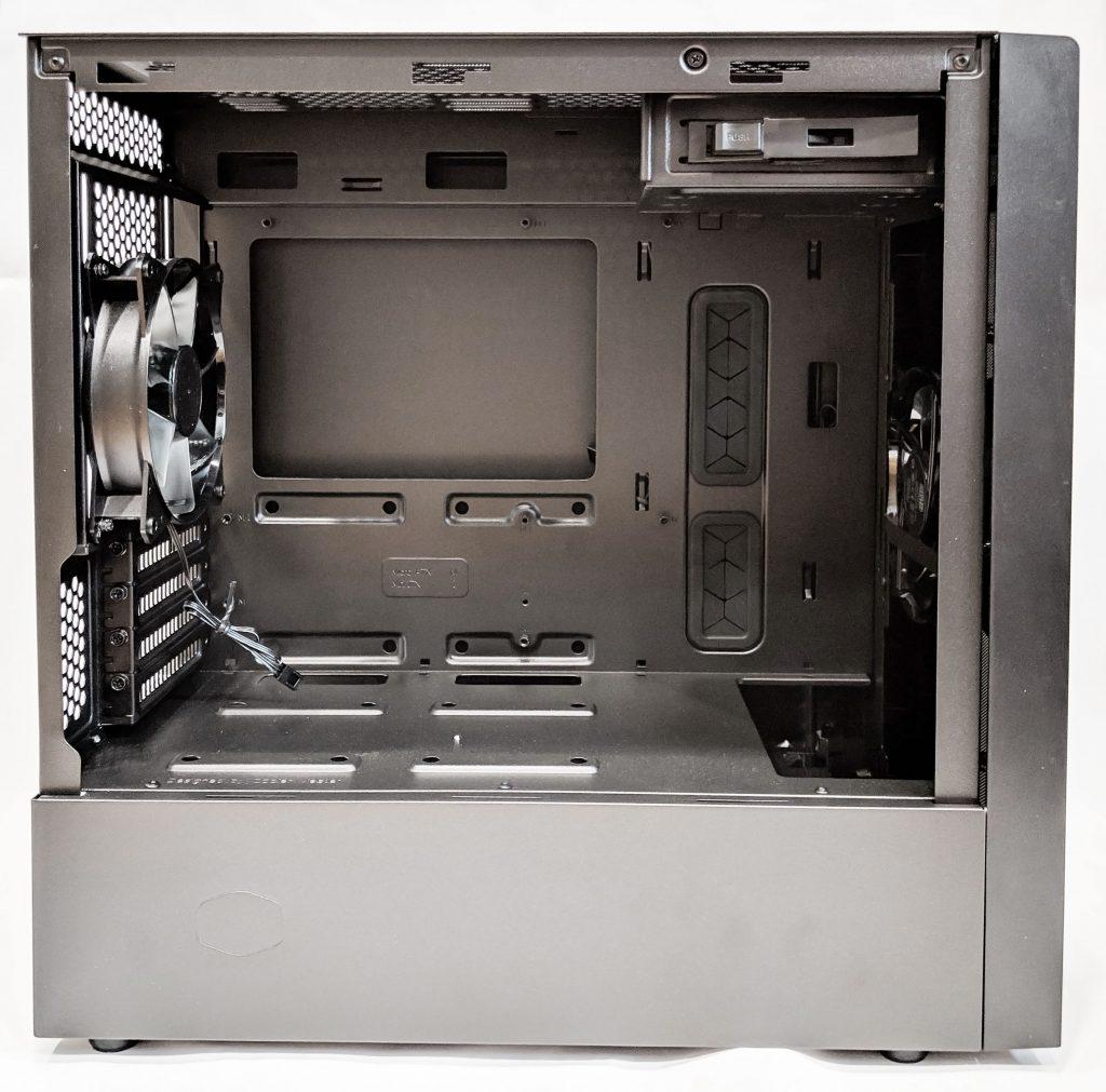 Cooler Master MasterBox NR400 Inside