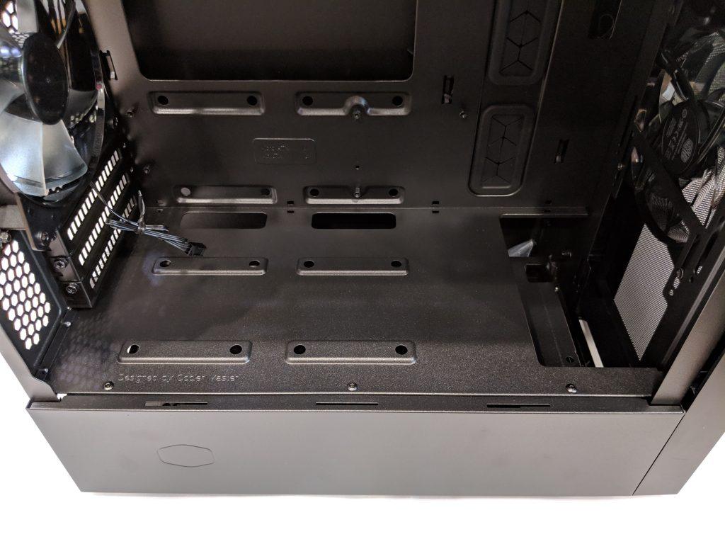 Cooler Master MasterBox NR400 PSU Shroud