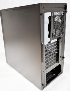 Cooler Master NR600 Case back Right