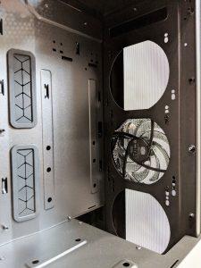 Cooler Master NR600 Case Inside Front