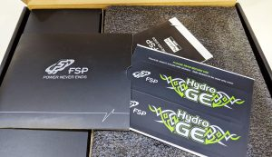 FSP Hydro GE 650W PSU Stickers
