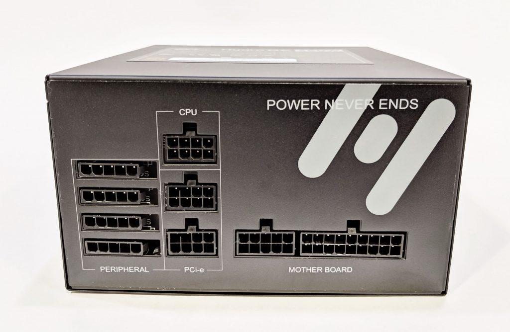 FSP Hydro GE 650W PSU Modular Plugs