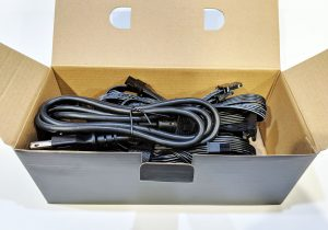 FSP Hydro GE 650W PSU Cable Packaging