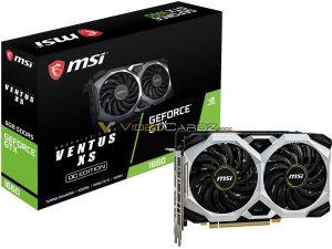 MSI GeForce GTX 1660 1