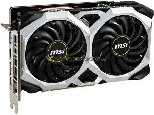 MSI GeForce GTX 1660 2