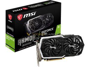 MSI GeForce GTX 1660 3