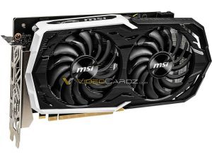 MSI GeForce GTX 1660 4