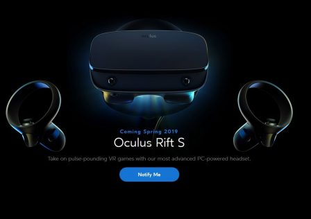 Oculus Rift S VR Headset Featured