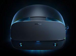 Oculus Rift S VR Headset Front