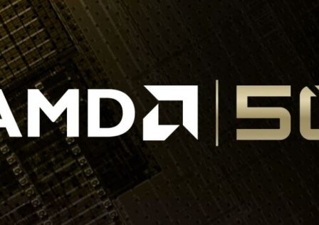 AMD Ryzen 7 2700X 50th Anniversary Edition Featured
