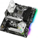 ASRock Z390 Steel Legend Motherboard 1