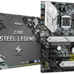 ASRock Z390 Steel Legend Motherboard Box