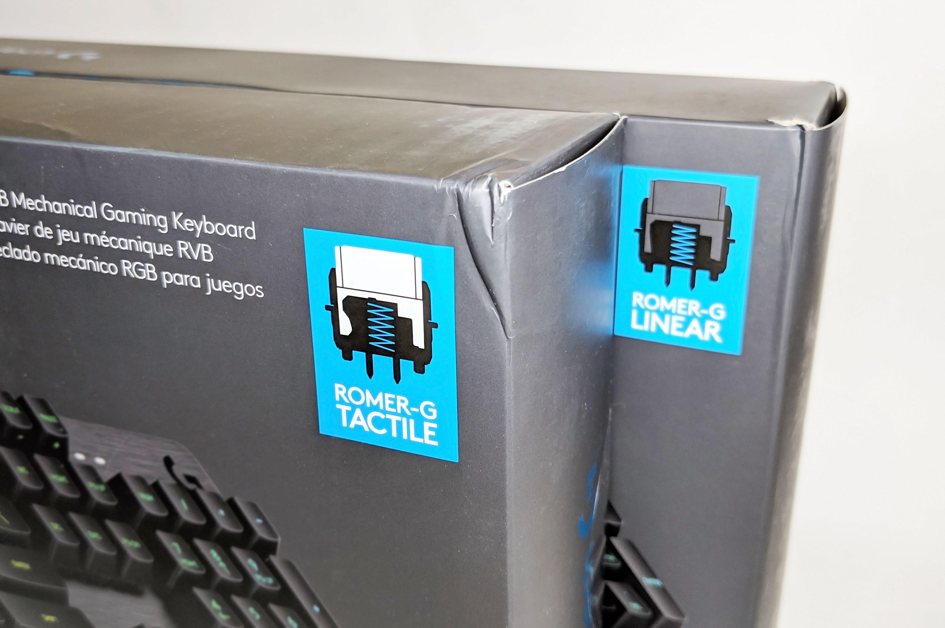 Logitech G513 Carbon Gaming Keyboard Review – GND-Tech