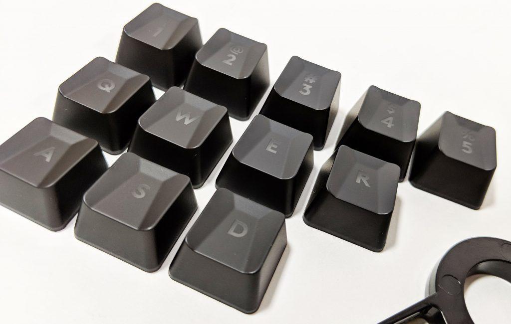 Logitech G513 Carbon Extra Keys 2